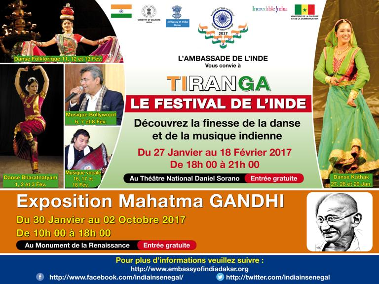Festival of India in Senegal