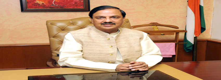 Dr. Mahesh Sharma has assumed charge as Union Minister of State (Independent Charge) of Culture