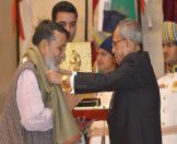 Gandhi Peace prize for the year 2013 To Shri Chandi Prasad Bhatt 9