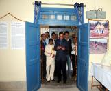 Inauguration of Heritage corner by IGRMS, bhopal-04