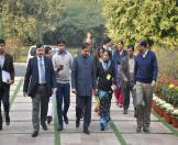 Culture Minister visited NMML museum-02