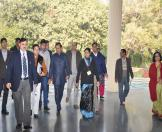 Culture Minister visited NMML museum-04