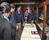 Culture Minister visited NMML museum-06