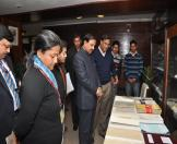 Culture Minister visited NMML museum-07