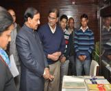 Culture Minister visited NMML museum-08