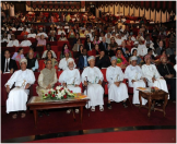 Minister for Foreign Affairs H.E Yousuf bin Alawi bin Abdullah and other Omani dignitaries attended the inaugural performance