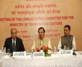 Meeting of the consultive committee for the Ministry of Tourism & Culture-01