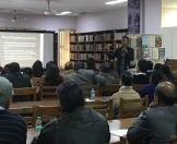 "Awareness Program/Workshop on ""The Sexual Harassment of Women at Workplace Act-2013"" held on 4th January, 2018"