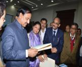 Culture Minister visited NAI museum-14