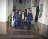 Culture Minister visited NAI museum-37
