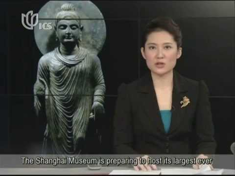 Exhibition on Indian Buddhist Art launched by Ministry of Culture in Shanghai Museum, China